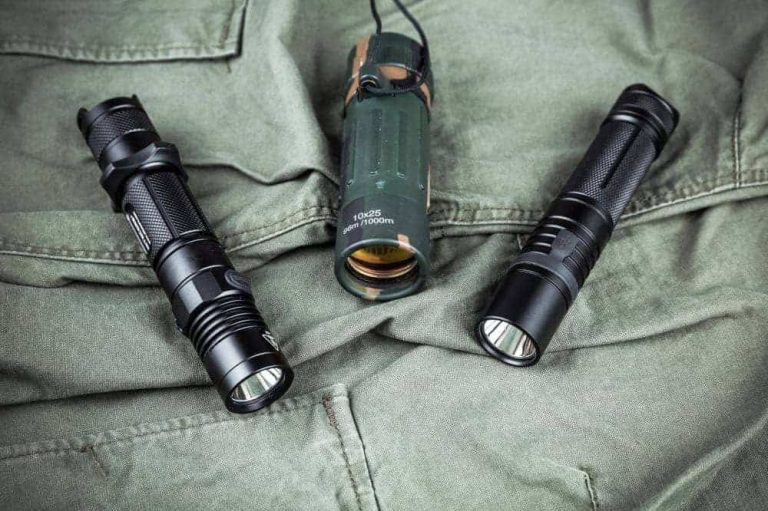 Choosing The Best Tactical Flashlight In The Market