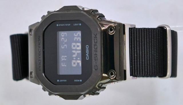 Casio G-Shock GM5600B-1