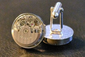 Milus Movement Cufflinks